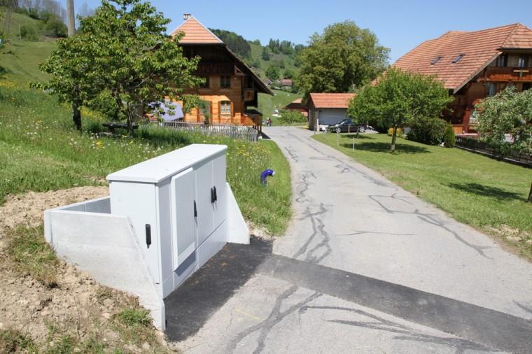 DSL Burgistein Dörishaus